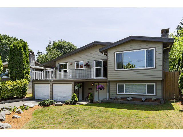 Main Photo: 21764 HOWISON AV in Maple Ridge: West Central House for sale : MLS®# V1128242