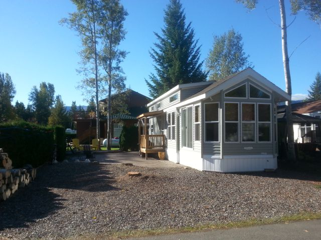Main Photo: 280 3980 Squilax Anglemont Road in Scotch Creek: Recreational for sale : MLS®# 10107999