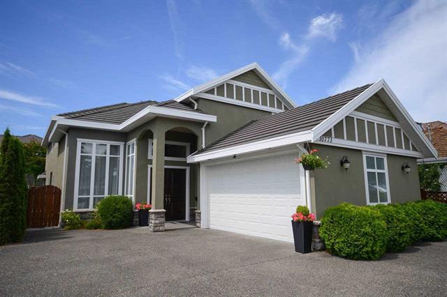 Main Photo: 10773 LASSAM Road in RICHMOND: House for sale : MLS®# R2095754
