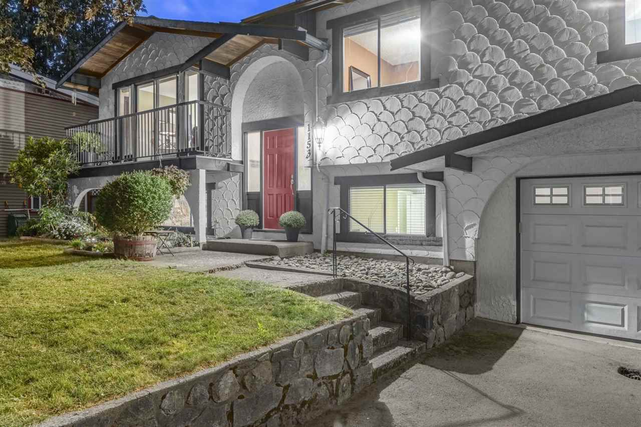 Main Photo: 1153 BLUE HERON CRESCENT in Port Coquitlam: Lincoln Park PQ House for sale : MLS®# R2302898