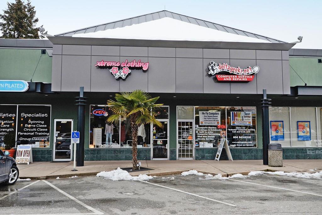 Main Photo: 1210 56 STREET in Tsawwassen: Business for sale : MLS®# C8014455