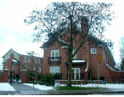"""Main Photo: 759 W 42ND AV in Vancouver: Downtown VW Townhouse for sale in """"TOWNE 2"""" (Vancouver West)  : MLS®# V567120"""