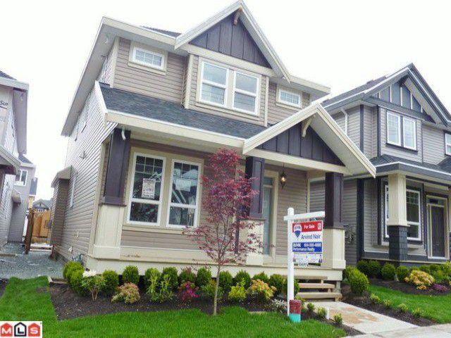 Main Photo: 14964 60TH Avenue in SURREY: Sullivan Station House for sale (Surrey)  : MLS®# F1211656