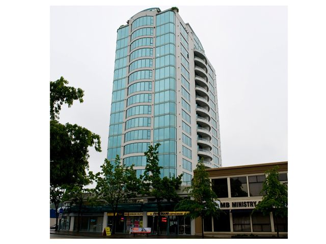 """Main Photo: 1003 32330 S FRASER Way in Abbotsford: Abbotsford West Condo for sale in """"Town Center Tower"""" : MLS®# F1215794"""