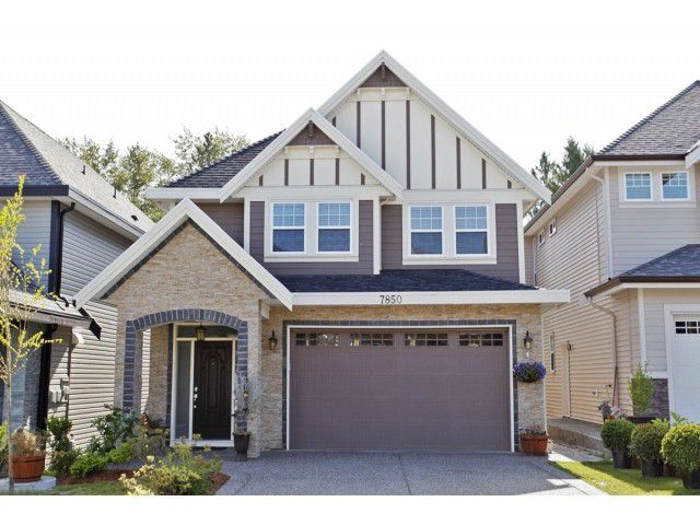 """Main Photo: 7850 211B Avenue in Langley: Willoughby Heights House for sale in """"YORKSON"""" : MLS®# F1312966"""