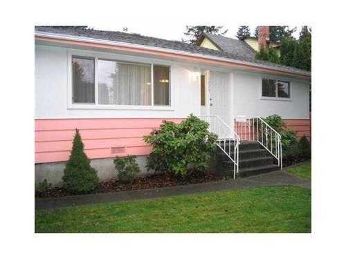 Main Photo: 1775 PRAIRIE Ave in Port Coquitlam: Glenwood PQ Home for sale ()  : MLS®# V927004