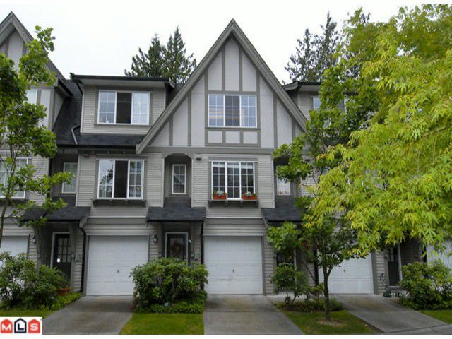 Main Photo: 75 12778 66 Avenue in Surrey: West Newton Townhouse for sale : MLS®# F1018466