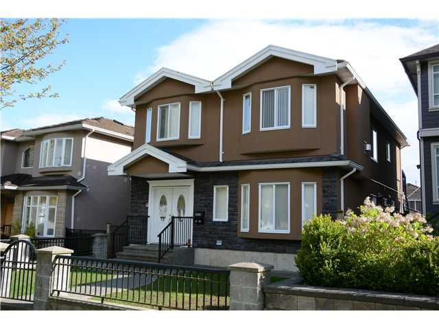 Main Photo: 2786 E 45TH AV in Vancouver: Killarney VE House for sale (Vancouver East)  : MLS®# V1060761