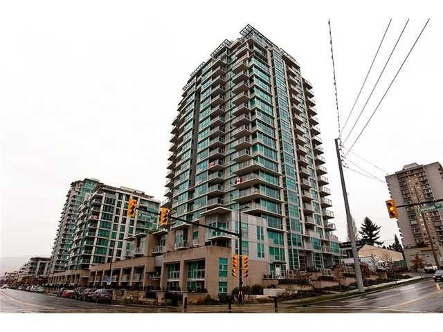 Main Photo: # 601 188 E ESPLANADE AV in North Vancouver: Lower Lonsdale Condo for sale : MLS®# V1093096
