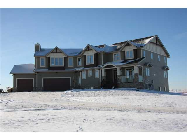 Main Photo: 104051 Sunset Hills BV: Rural Foothills M.D. CRES for sale : MLS®# C3648256