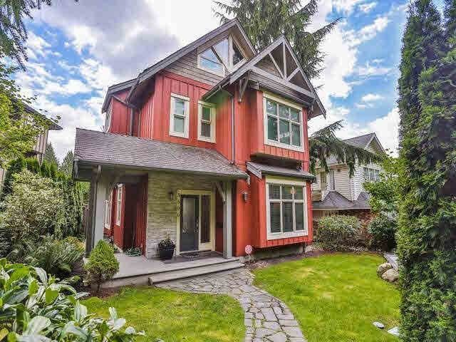Main Photo: 5890 CROWN STREET in Vancouver: Southlands House for sale (Vancouver West)  : MLS®# R2063102