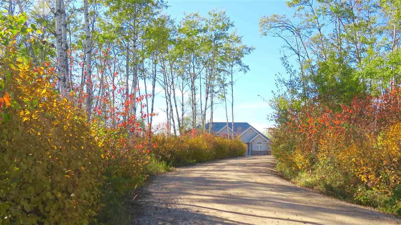 Main Photo: 62022 RR 421: Rural Bonnyville M.D. House for sale : MLS®# E4037693