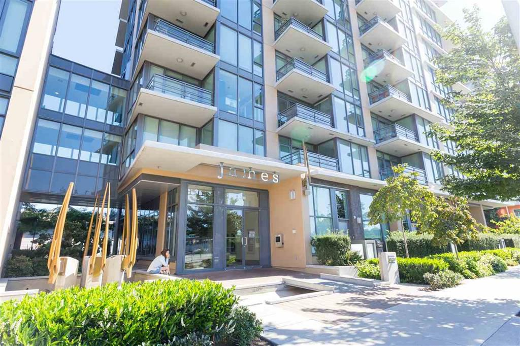Main Photo: 809 288 W 1st Avenue in Vancouver: False Creek Condo for sale (Vancouver West)  : MLS®# R2301943