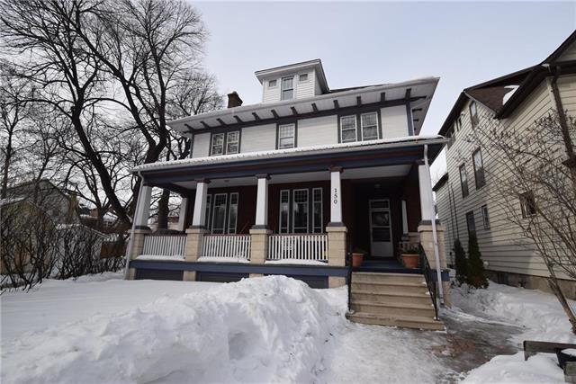 Main Photo: 150 Canora Street in Winnipeg: Wolseley Single Family Detached for sale (5B)  : MLS®# 1906813