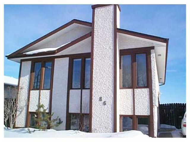 Main Photo: 86 Charing Cross Crescent in WINNIPEG: St Vital Residential for sale (South East Winnipeg)  : MLS®# 1304540