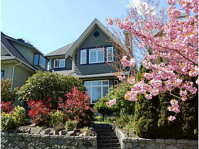 "Main Photo: 3939 HEATHER Street in Vancouver: Cambie House for sale in ""DOUGLAS PARK"" (Vancouver West)  : MLS®# V1004115"
