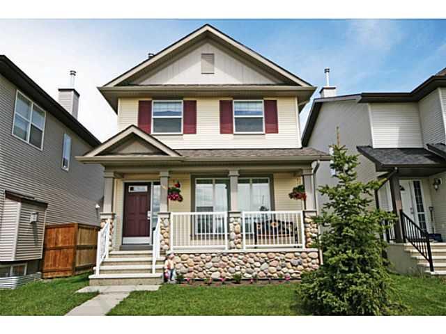 Main Photo: 196 SILVERADO PLAINS Close SW in CALGARY: Silverado Residential Detached Single Family for sale (Calgary)  : MLS®# C3572098