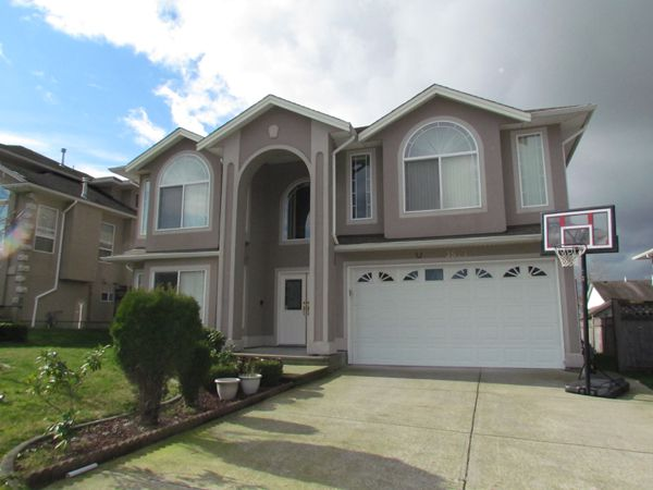 Main Photo: 3527 Wagner Drive in Abbotsford: Abbotsford West House for rent