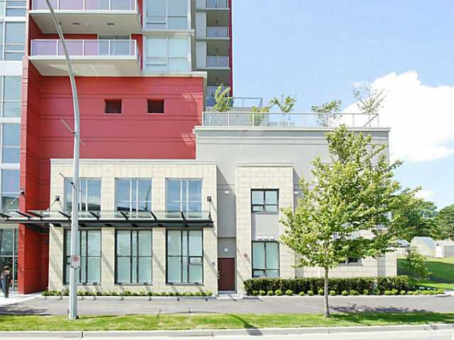 Main Photo: # TH1 125 COLUMBIA ST in New Westminster: Downtown NW Condo for sale : MLS®# V1109164