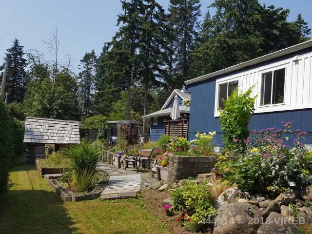 Main Photo: 4668 KIRKLAND ROAD in COURTENAY: Z2 Courtenay East House for sale (Zone 2 - Comox Valley)  : MLS®# 444914