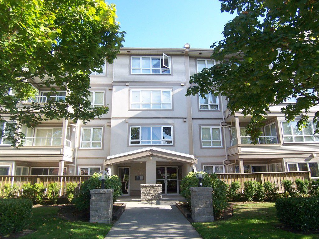 "Main Photo: 207 4950 MCGEER Street in Vancouver: Collingwood VE Condo for sale in ""Carleton"" (Vancouver East)  : MLS®# V974793"
