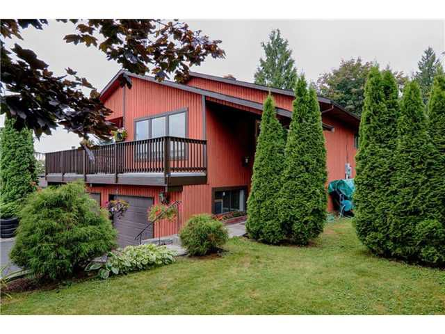 """Main Photo: 1315 NOONS CREEK Drive in Port Moody: Mountain Meadows House for sale in """"MOUNTAIN MEADOWS"""" : MLS®# V1080604"""