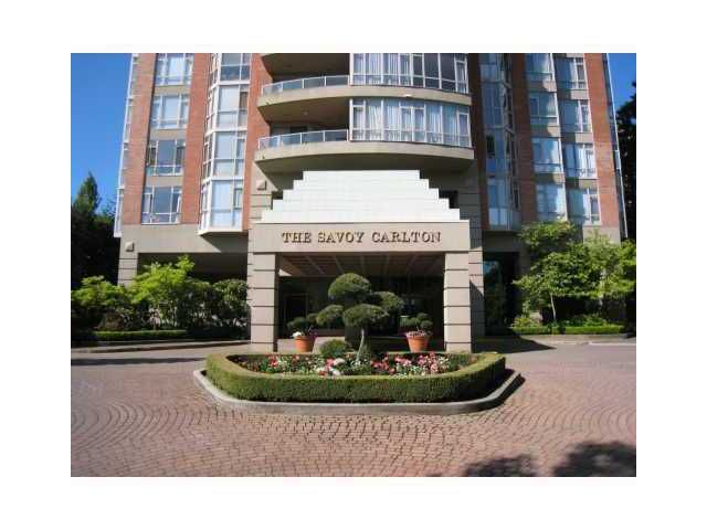 Main Photo: # 2401 6888 STATION HILL DR in Burnaby: South Slope Condo for sale (Burnaby South)  : MLS®# V1090475