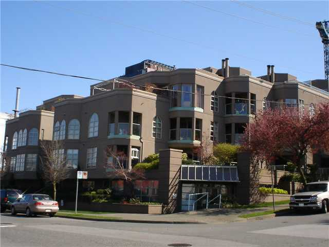 Main Photo: # 209 1082 W 8TH AV in Vancouver: Fairview VW Condo for sale (Vancouver West)  : MLS®# V1103764