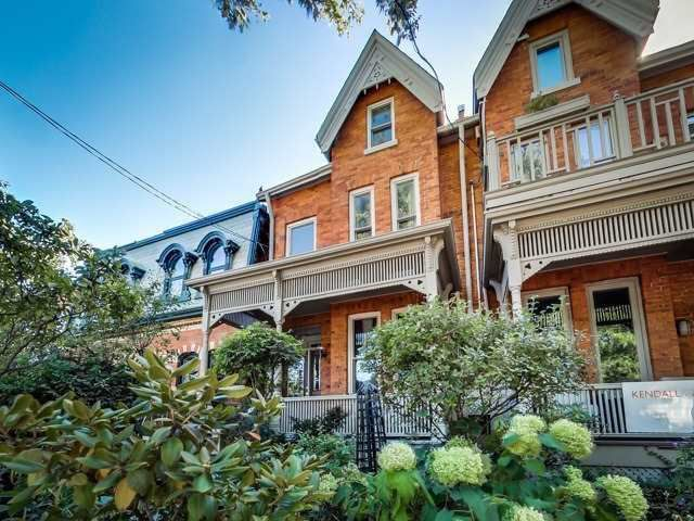 Main Photo: 417 Carlton St in Toronto: Cabbagetown-South St. James Town Freehold for sale (Toronto C08)  : MLS®# C3416699