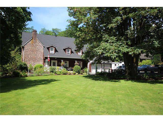 Main Photo: 9285 178 STREET in Surrey: Port Kells House for sale (North Surrey)  : MLS®# R2021271