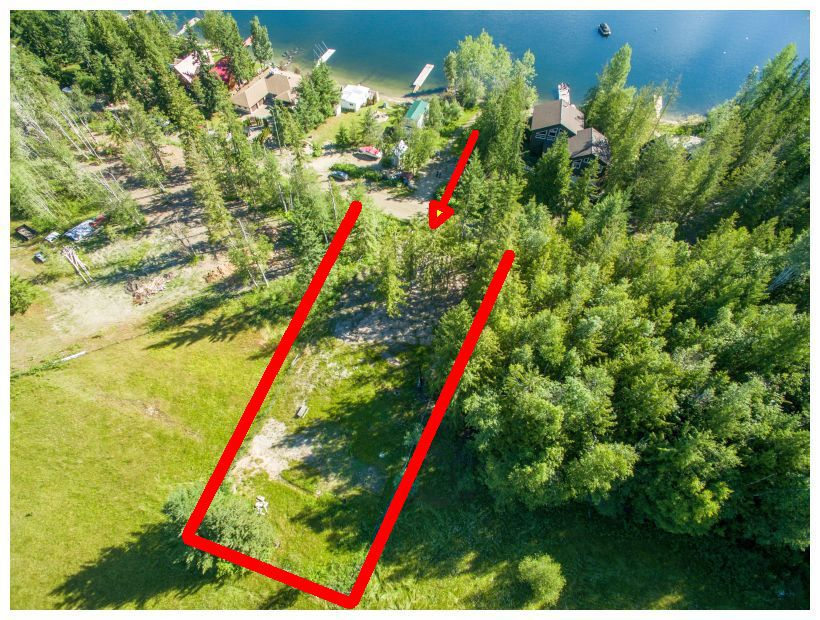 Main Photo: 4902 Parker Road in Eagle Bay: Vacant Land for sale : MLS®# 10132680
