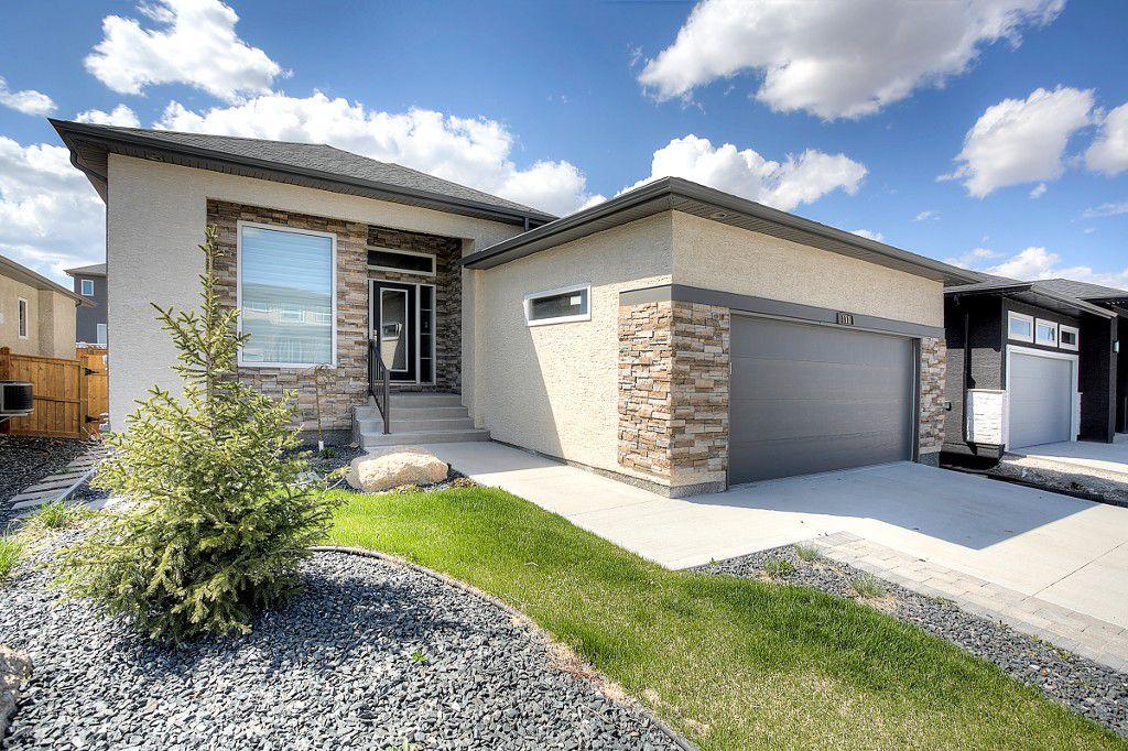 Main Photo: 111 Silver Sage Crescent in Winnipeg: Sage Creek Single Family Detached for sale (2K)  : MLS®# 1710817