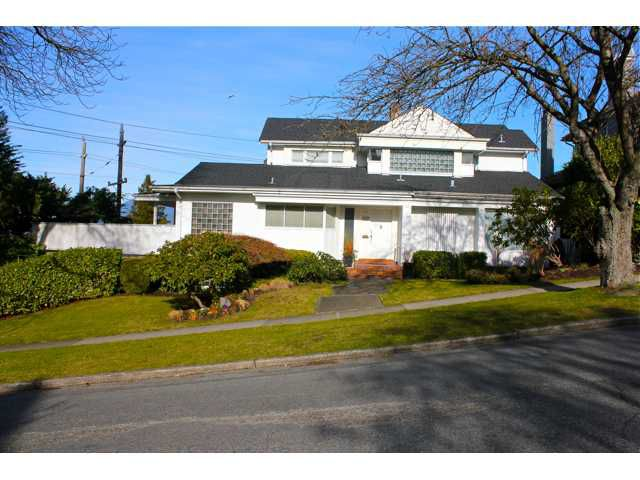 Main Photo: 2095 W 35TH Avenue in Vancouver: Quilchena House for sale (Vancouver West)  : MLS®# V931137