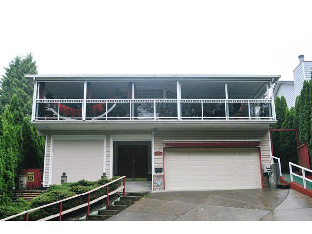 Main Photo: 144 WARRICK Street in Coquitlam: Cape Horn House for sale : MLS®# V1022906