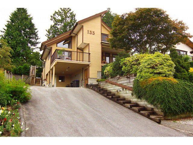 "Main Photo: 133 APRIL Road in Port Moody: Barber Street House for sale in ""S"" : MLS®# V1025526"