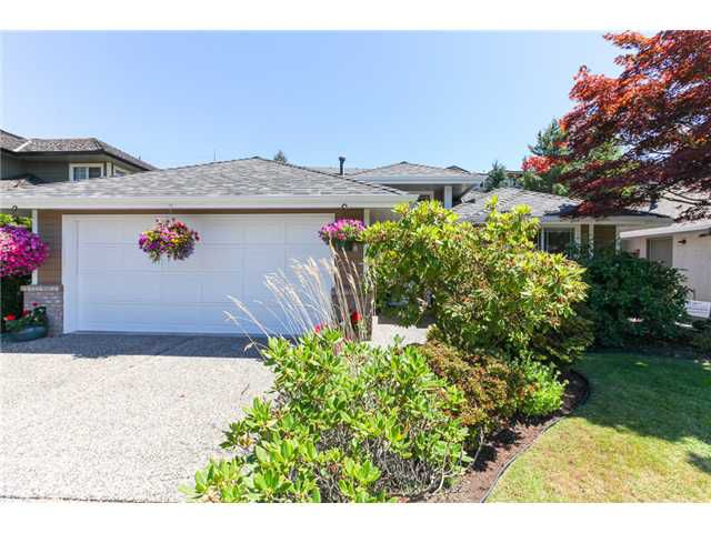 """Main Photo: 1678 SPYGLASS Crescent in Tsawwassen: Cliff Drive House for sale in """"IMPERIAL VILLAGE"""" : MLS®# V1075358"""