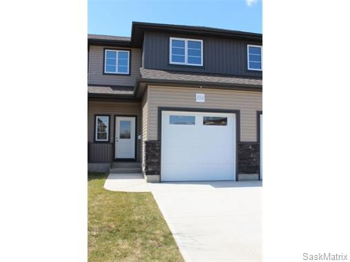 Main Photo: 106 DEMARCO POINTE LANE in Regina: Rosemont Townhouse (Condo) for sale (Regina Area 02)  : MLS®# 533329