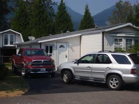 Main Photo: 3 41168 Lougheed Highway in : Dewdney Deroche Manufactured Home for sale (Mission)  : MLS®# f1420190