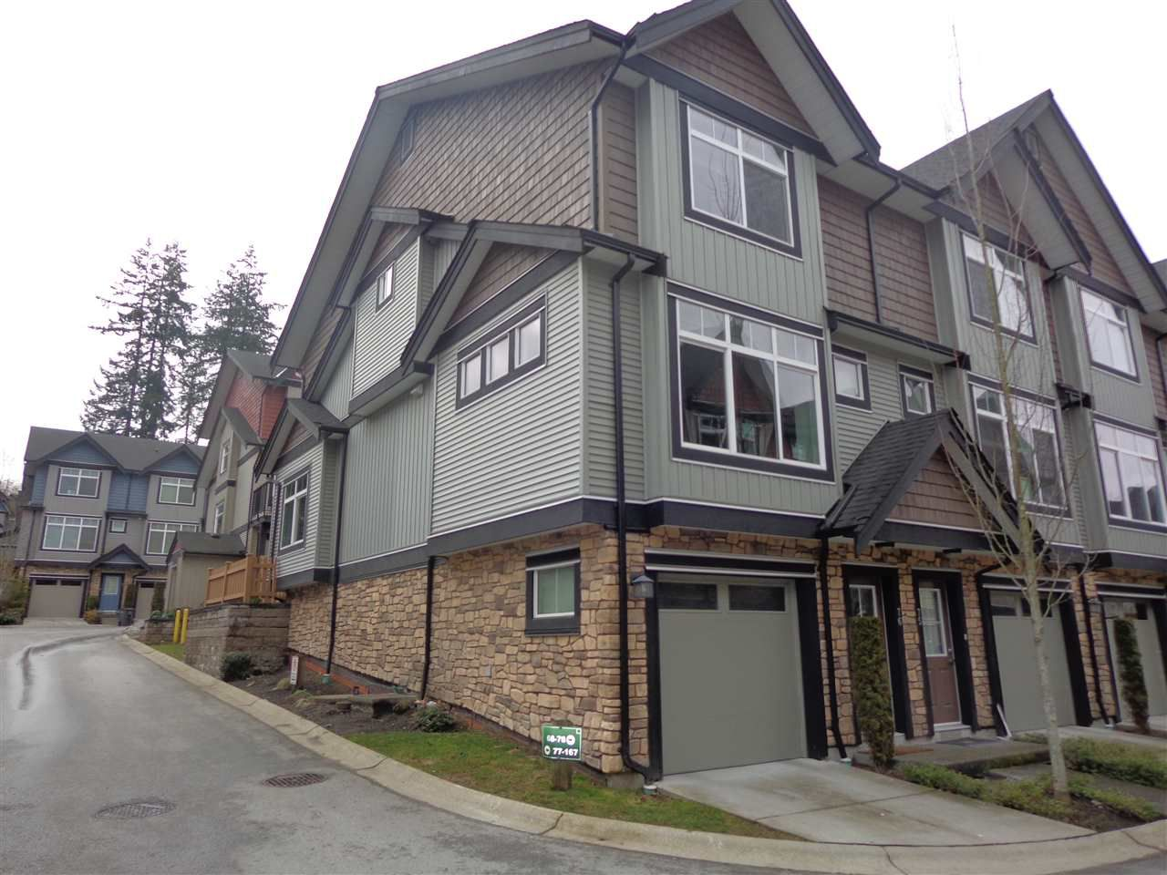 Main Photo: 76 6299 144 STREET in Surrey: Sullivan Station Townhouse for sale : MLS®# R2141156