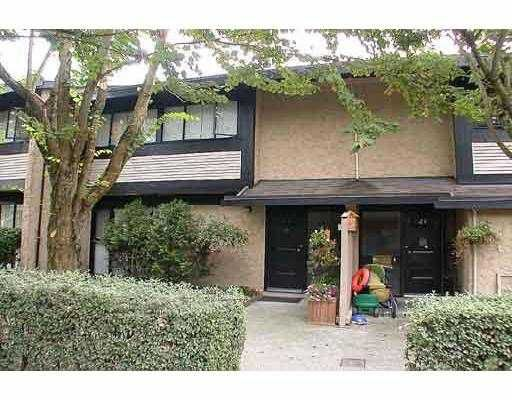 """Main Photo: 22 10291 STEVESTON HY in Richmond: McNair Townhouse for sale in """"EDGEMERE GARDENS"""" : MLS®# V548701"""