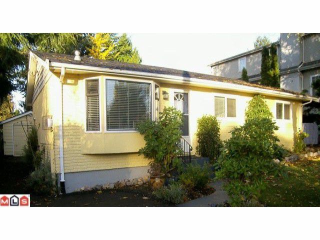 Main Photo: 1481 CORY Road: White Rock House for sale (South Surrey White Rock)  : MLS®# F1302398