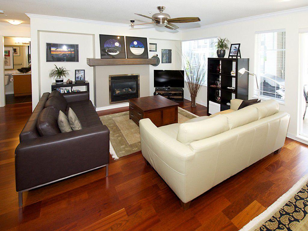"Main Photo: 202 1706 56TH Street in Tsawwassen: Beach Grove Condo for sale in ""HERON COVE"" : MLS®# V1079390"