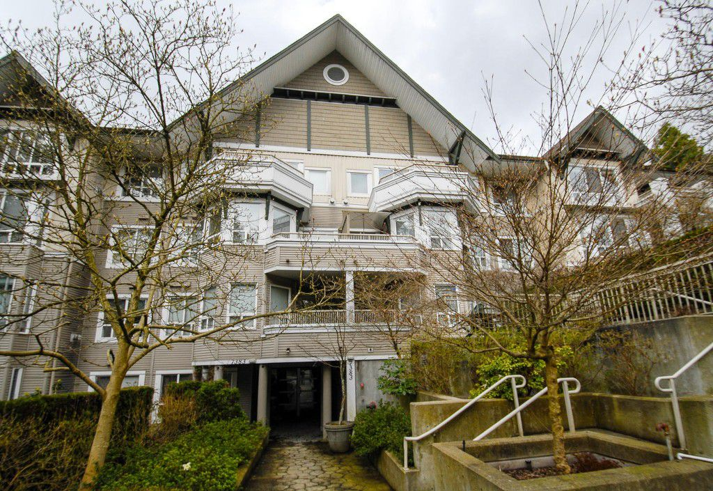 Main Photo: # 203 7383 GRIFFITHS DR in Burnaby: Highgate Condo for sale (Burnaby South)  : MLS®# V1084051