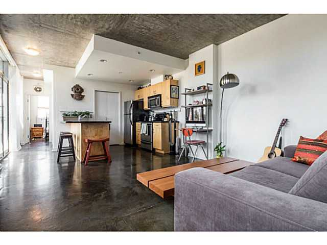 Main Photo: # 503 919 STATION ST in Vancouver: Mount Pleasant VE Condo for sale (Vancouver East)  : MLS®# V1127348