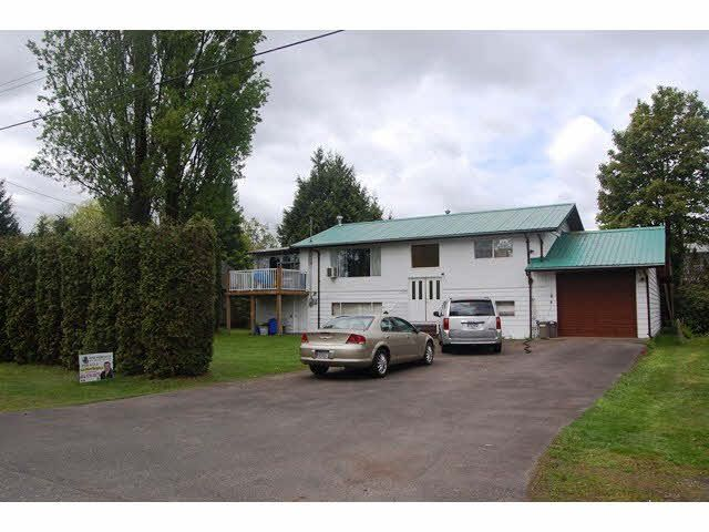 Main Photo: 5633 211ST ST in Langley: Salmon River House for sale : MLS®# F1448218
