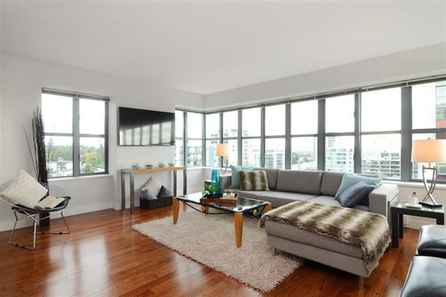 Main Photo: 1403-1555 Eastern Avenue in North Vancouver: Central Lonsdale Condo for sale : MLS®# R2115421
