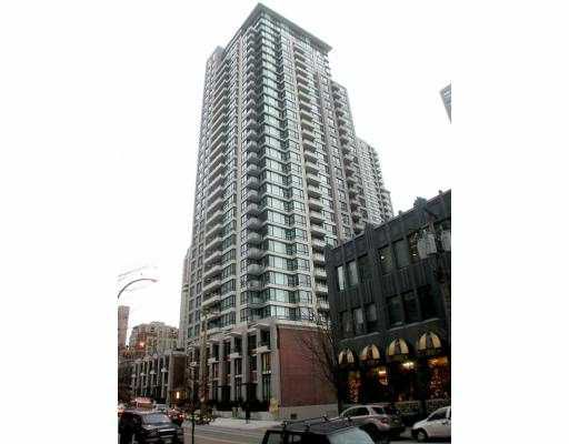 """Main Photo: 928 HOMER Street in Vancouver: Downtown VW Condo for sale in """"YALE TOWN PARK"""" (Vancouver West)  : MLS®# V623777"""