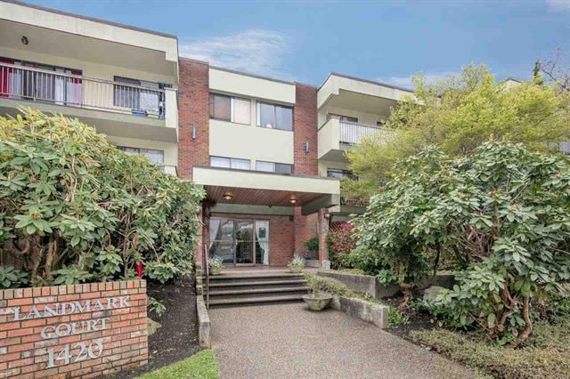 Main Photo: 307 - 1420 East 7th Avenue in Vancouver: Grandview VE Condo for sale (Vancouver East)  : MLS®# R2158350