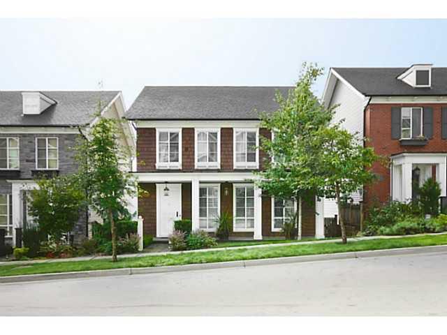 Main Photo: 3440 DARWIN AV in Coquitlam: Burke Mountain House for sale : MLS®# V1030619