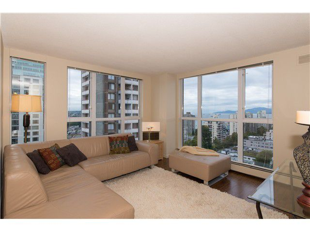 Main Photo: 1602-1010 Burnaby Street in Vancouver: West End VW Condo for sale (Vancouver West)  : MLS®# V1086871